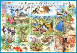 Arčići poštanskih maraka