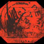 Britanska Gvajana 1856.