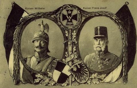 Franjo Josip i Vilim II.
