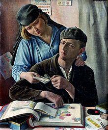 Le Philateliste-1929