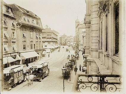 Pferdestraßenbahn-Graz