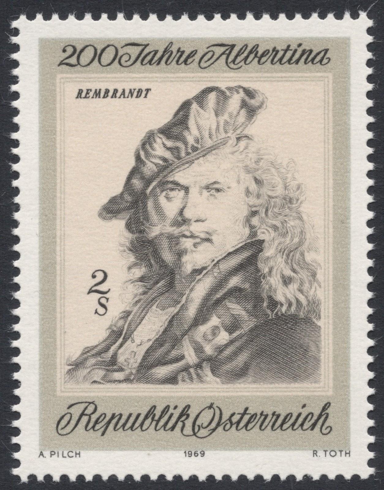 Rembrandt-Stamp 2