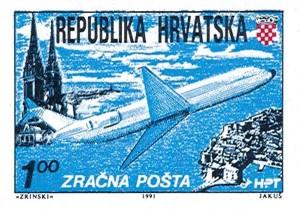 Zračna pošta