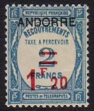 Andorra 1931