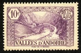 Andorra 1932 - Pont de St. Antone